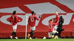 Мактоминей спаси Манчестър Юнайтед срещу Уест Хем за ФА Къп