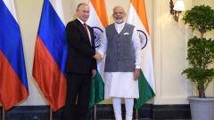 Русия доставя на Индия ПРО системи С-400 и фрегати