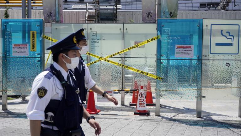 Япония се готви за извънредно положение до 31 май