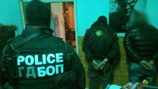 Откриха четири вида дрога при спецакцията в Радомир и Перник