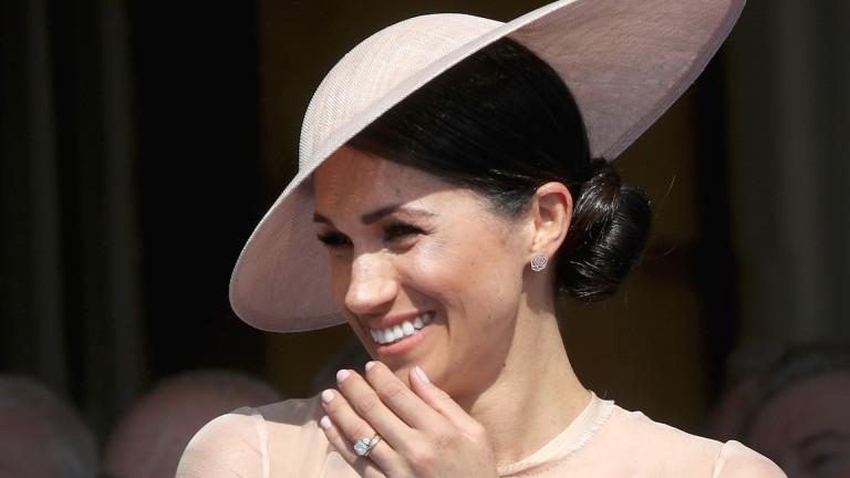 Вчера херцогът и херцогинята на Съсекс имаха първия си официален