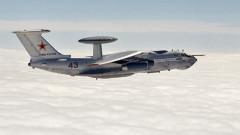 """Русия предислоцира """"летящи радари"""" А-50 заради учения на НАТО в Черно море"""