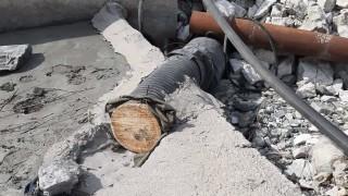 Незаконните тръби от хвостохранилището на Юговска са премахнати