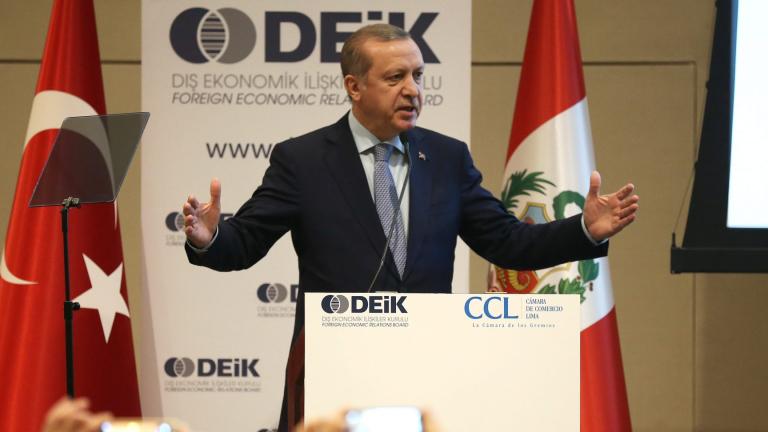Ердоган: Русия продължава да убива в Сирия, безсмислени са мирните преговори