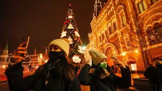 Москва няма да налага нови ограничения за Нова година