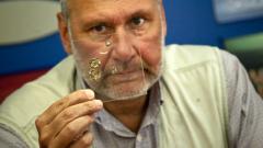 Показаха новооткрита монета с лика на цар Иван Александър