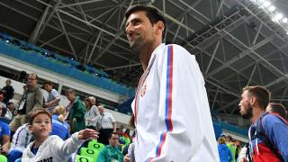 Джокович благодари на сръбските олимпийци
