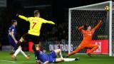 Уотфорд унижи Челси, победи го с 4:1