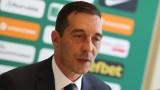 Ангел Петричев: Аз съм горд с нашите футболисти, искам да ги поздравя за цялостното им поведение