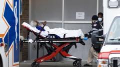 COVID-19: САЩ за първи път с близо 4500 починали за денонощие
