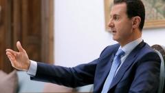 Асад обяви химическата атака за 100% измислица на Запада