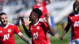 ЦСКА върви към рекорда си в дербито