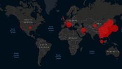 В 38 държави по света има коронавирус
