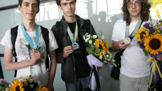 Златен и два сребърни медала донесоха от Казахстан млади информатици