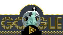Гугъл почита Хеди Ламар