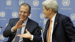 Да се ускори политическият преход в Сирия, поискал Кери пред Лавров