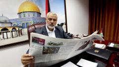 """""""Хамас"""" призова ислямските държави за решителни действия срещу Израел"""