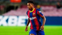 Барселона изгуби за дълго Ансу Фати?