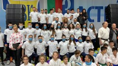 """Младежки спортен панаир под надслов """"Път към здравето"""" се проведе в Русе"""