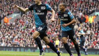 Играчите на Арсенал не знаят какво става с Ван Перси