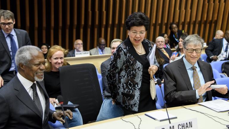 Световната здравна организация разследва злоупотреби на свои служители за близо