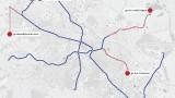 В СОС се разбраха да се реши за метрото до Ринг мол след транспортен анализ