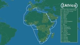 Facebook изгражда огромен подводен кабел около Африка