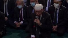 """Ердоган: 350 000 участваха на първите молитви от 86 г. в """"Голямата джамия Св. София"""""""