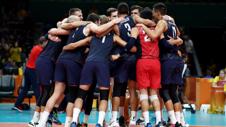 Националната волейболна лига на САЩ стартира след месец