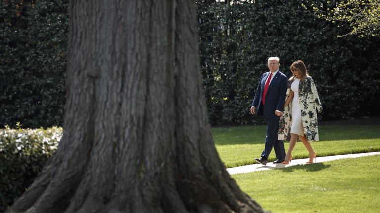 Снимка: Тръмп: Не можете да ме импийчнете