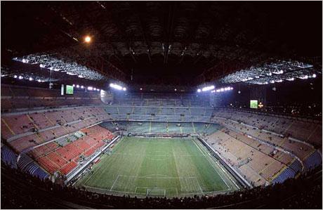Наказаха Милан с мач без публика
