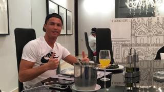 В дома на Роналдо (СНИМКИ)