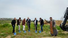 """Стартира строежът на жилищен комплекс """"Азимут"""" във Варна"""