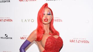 Хайди Клум припомни култовите си костюми за Хелоуин