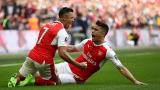 Манчестър Сити предлага Рахийм Стърлинг и трансферна сума на Арсенал за Алексис Санчес