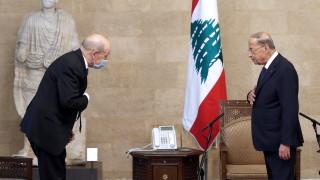 """Франция предупреди Ливан срещу """"колективно самоубийство"""""""