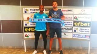 Футболист от Бенин ще играе в Поморие