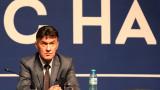 Боби Михайлов: Трябва да съм направил нещо уникално лошо за Левски, за да не ме подкрепят