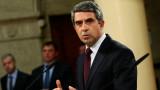 Плевнелиев за Радев: Нарушил е закона, но има много по-сериозни казуси