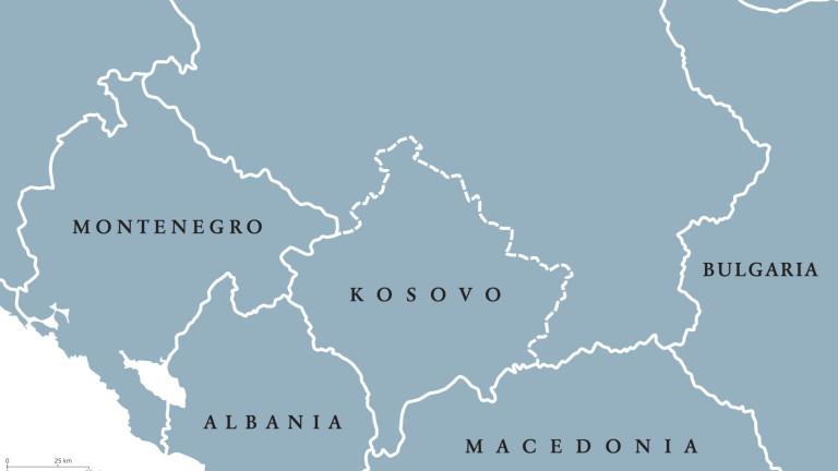 Косовските сърби затвориха магазините в протест срещу вносните мита