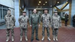 Български военни медици заминават за Мали