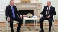Путин и Ердоган се разбраха за спиране на огъня в Идлиб след маратонски преговори