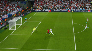 Англия не успя да победи Словакия и завърши на второто място в групата!