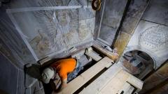 Каменното ложе в гробницата на Христос е запазено, свидетелстват археолозите