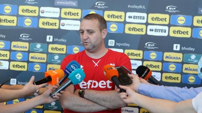 Иван Петков: Вече мислим за утрешния финал