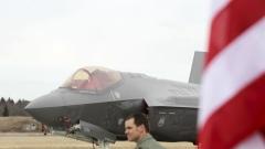 САЩ приземиха Ф-35