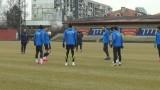 Двама пропуснаха тренировката на Левски