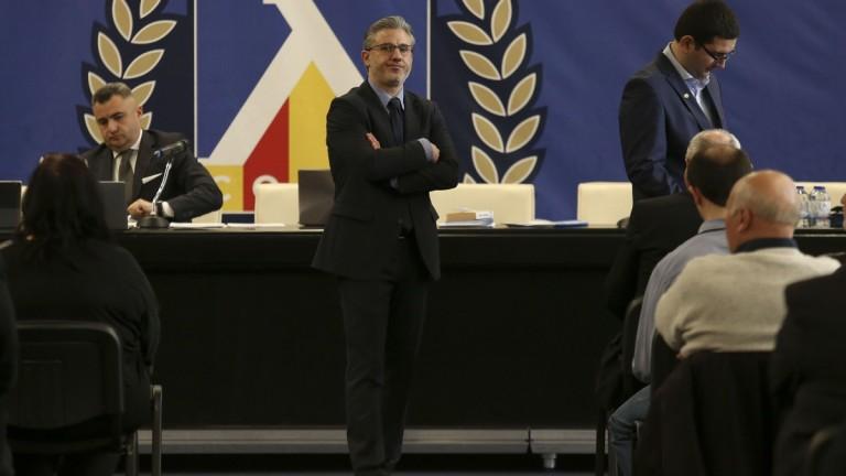 Снимка: Колев: Спас Русев не е отписал никакви суми