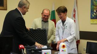 """""""Пирогов"""" вече е подготвен и за диагностика на астма при деца"""