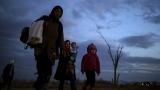 Турските власти заловиха 37 мигранти край границата с България